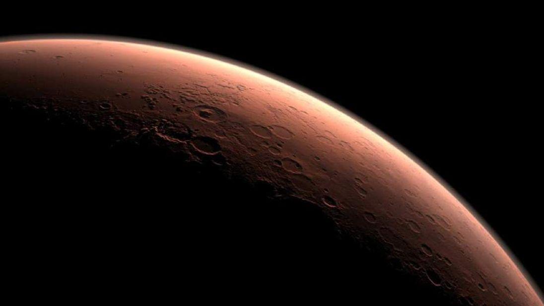 View of Mars (Nasa)