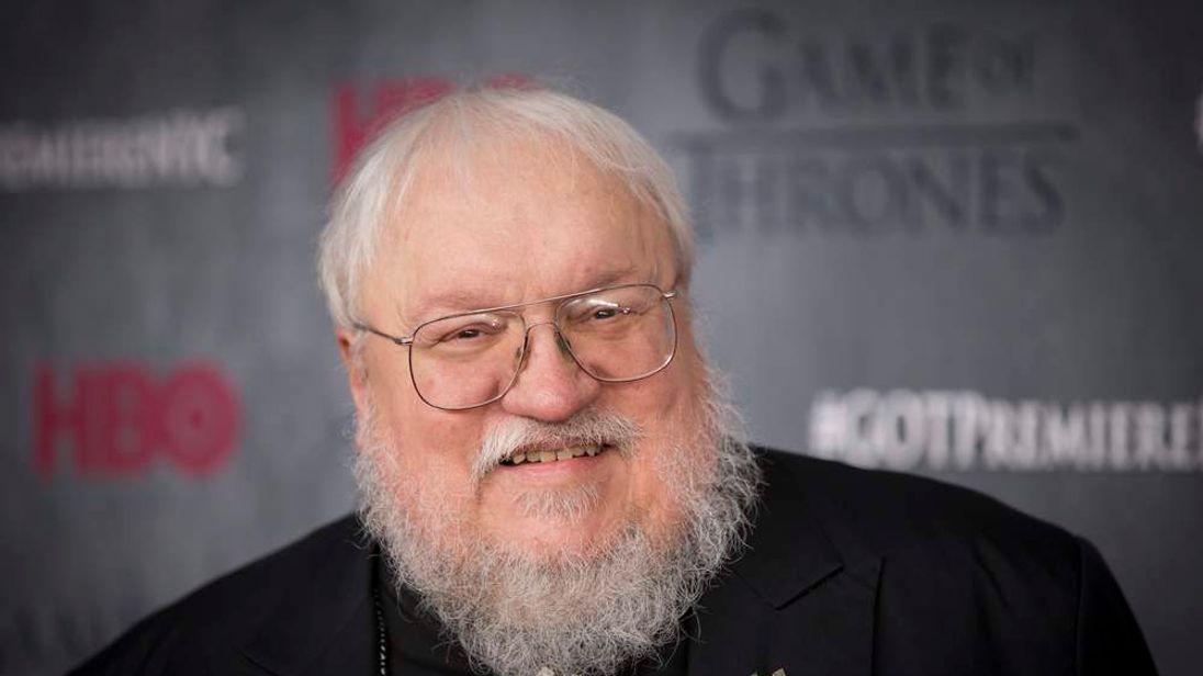 Author George RR Martin