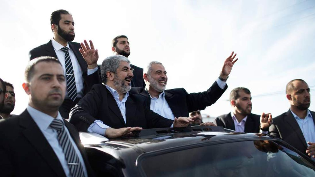 PALESTINIAN-ISRAEL-GAZA-HAMAS-MESHAAL