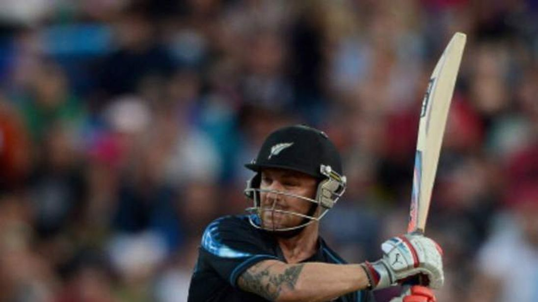 New Zealand v England - 2nd T20