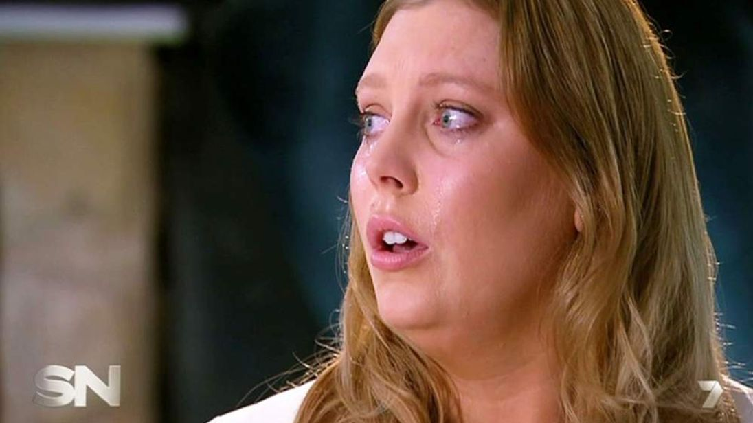 Mel Greig interview with Channel 7's Sunday Night