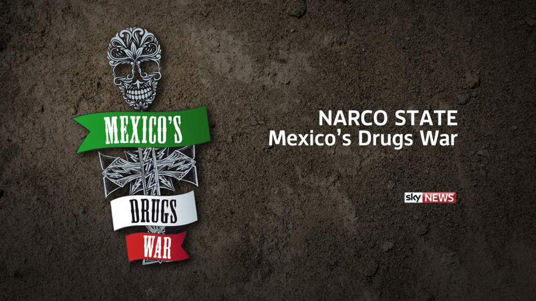 Mexico Narco State Documentary Promo