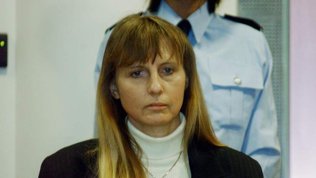 Michelle Martin, former wife of Belgian