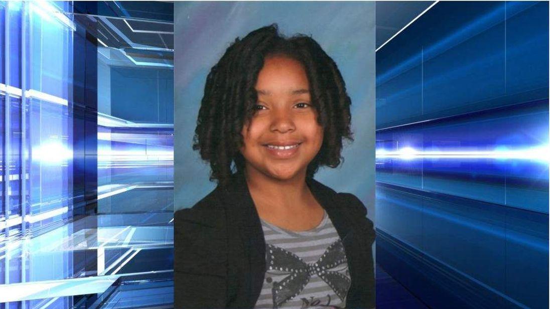 Jade Morris, 10 years old - Las Vegas Police Department