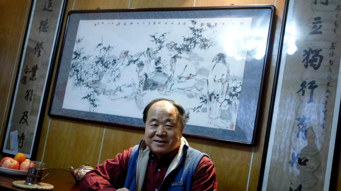 China's Mo Yan wins Nobel Literature prize