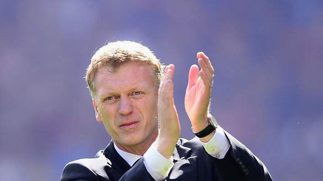Former Everton manager David Moyes