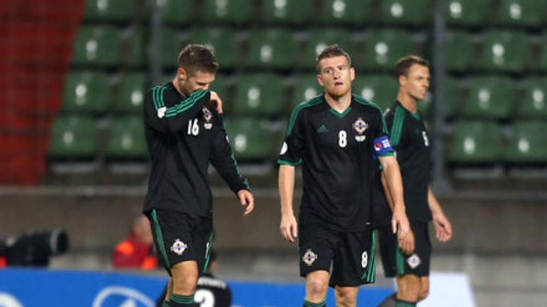 Northern Ireland Players Stunned In Luxembourg