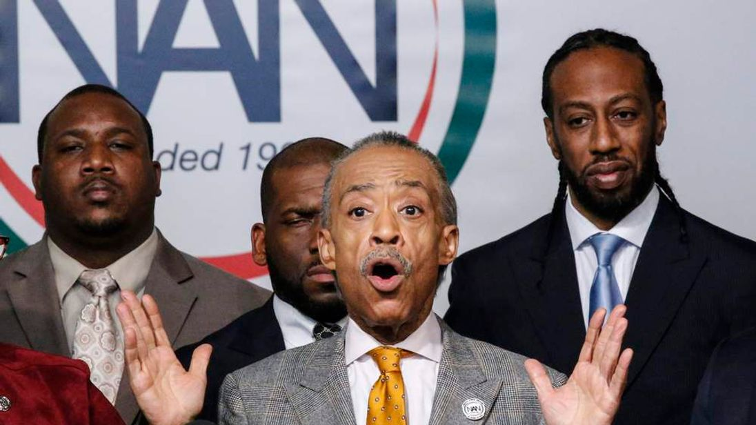 Civil rights leaders announce plans for march