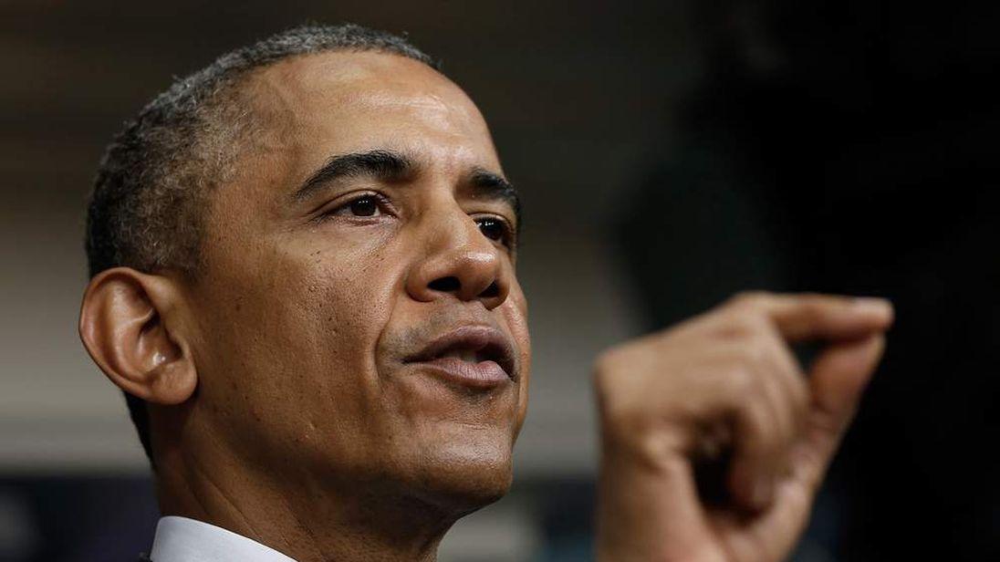 President Obama delivers statement on Ukraine