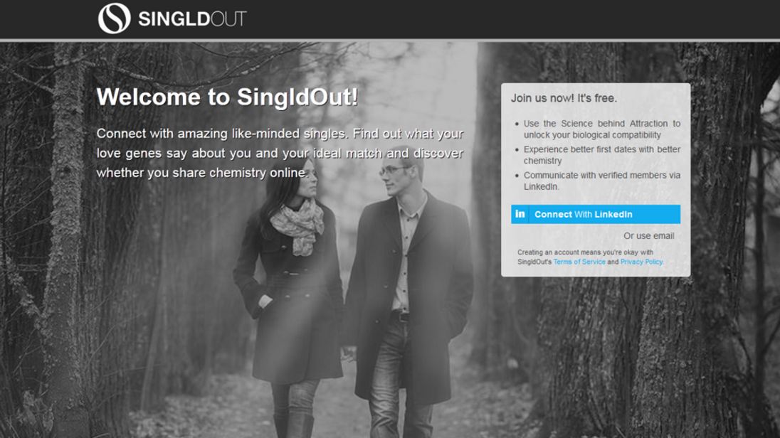 Singldout dating website