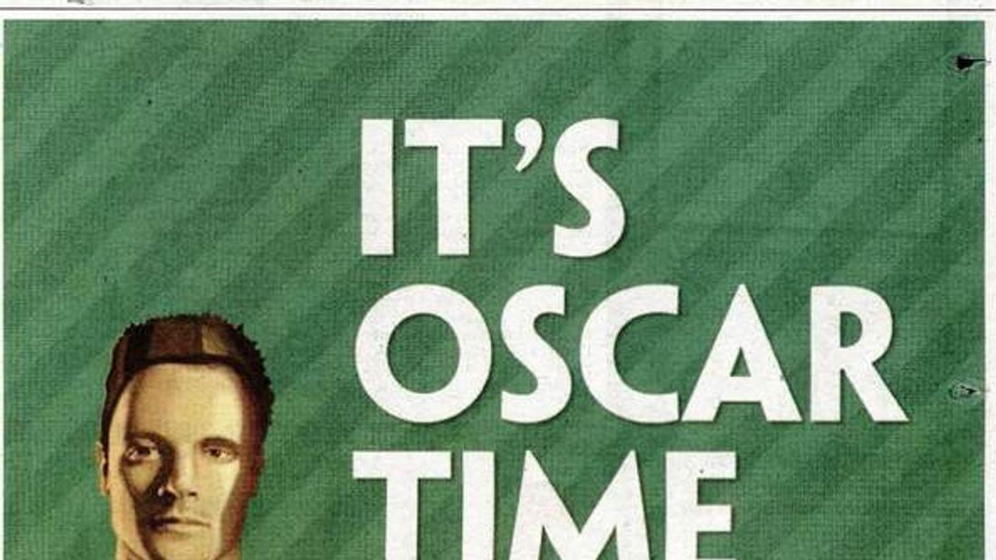 The Paddy Power advertisement