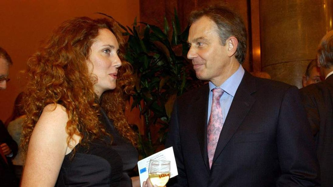 Tony Blair - Newspaper Press Fund 40th Anniversary