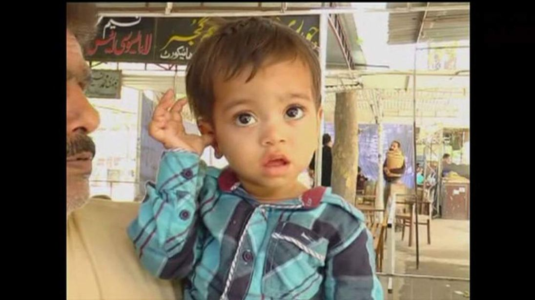 Toddler arrested for attempted murder in Lahore