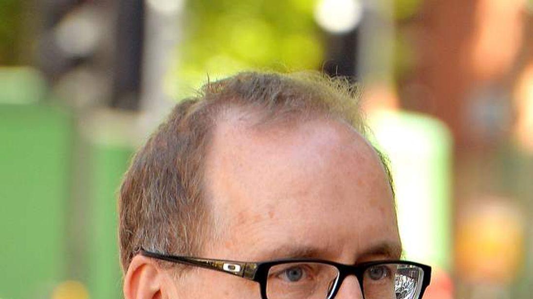 Ex-Govt adviser Patrick Rock at Westminster Magistrates Court