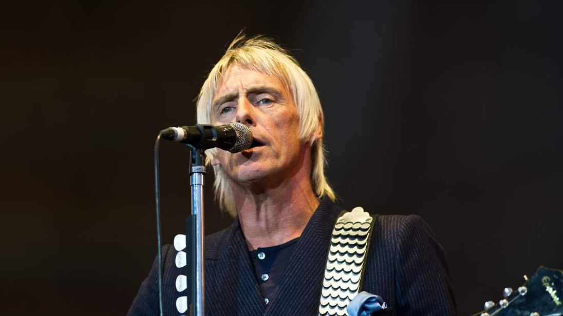 Paul Weller performs on day 2 of the Isle of Wight Festival on June 14, 2013