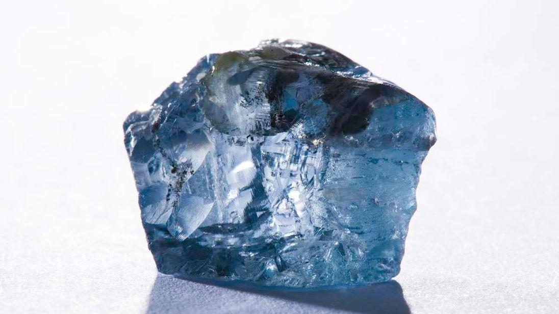 Petra Diamonds - Cullinan 29.6 Carat Blue Diamond