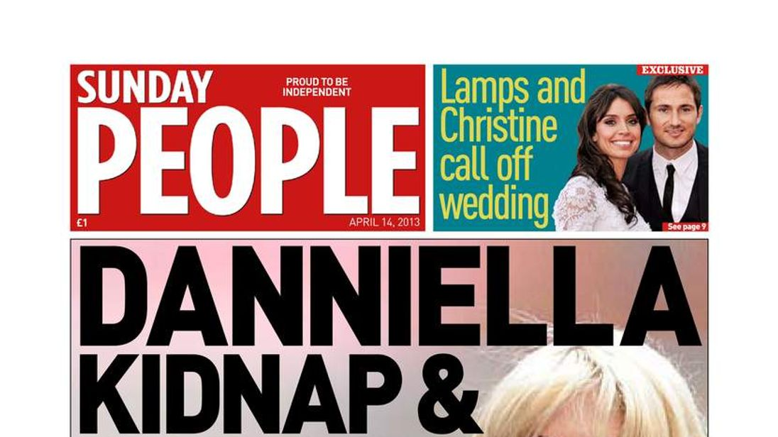 Sunday People