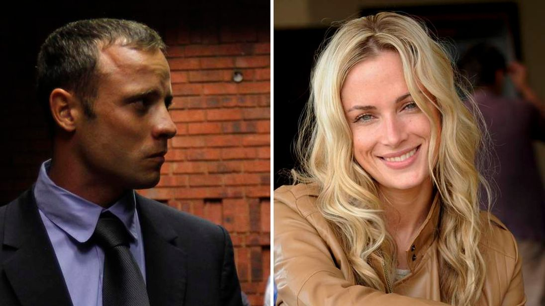 Pistorius awaits the start of court proceedings in the Pretoria Magistrates court