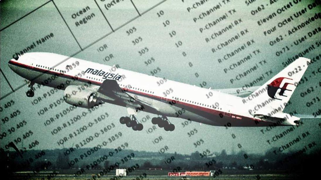 Missing plane graphic