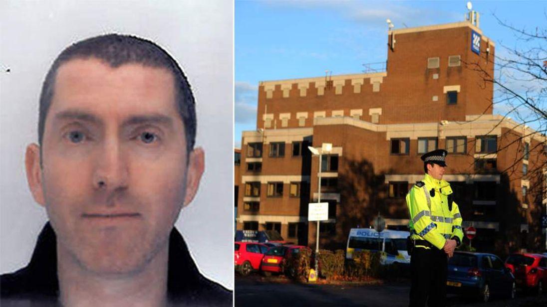 Constable Rod Gellatly, 41