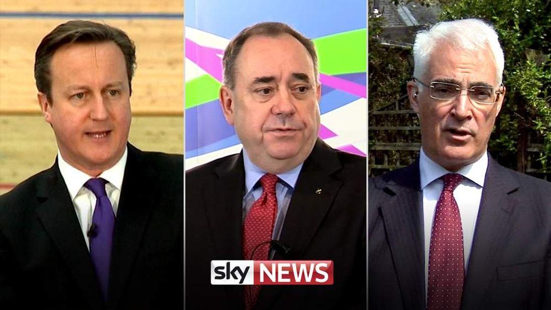 Scottish referendum promo still