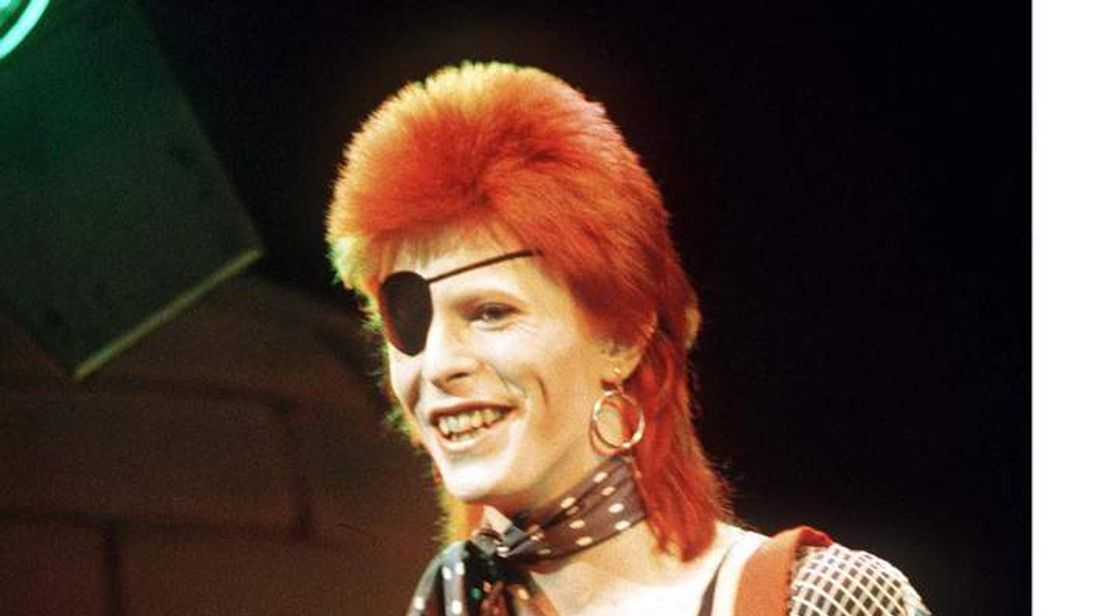 DAVID BOWIE - 1973