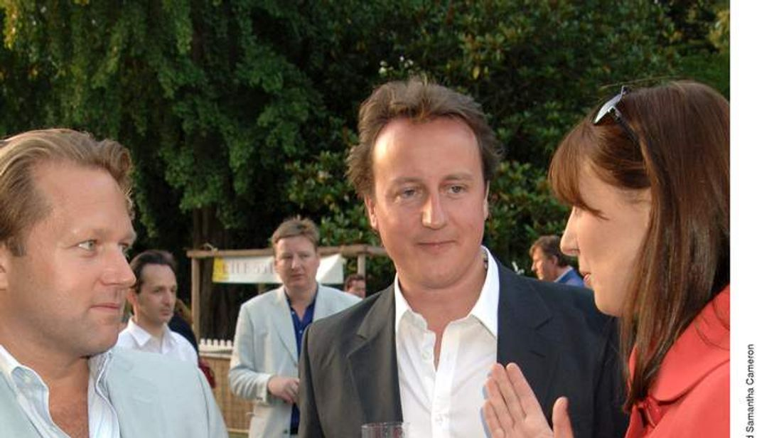 Conservative Summer Party at the Royal Hospital Gardens, Chelsea, London, Britain - 03 Jul 2006