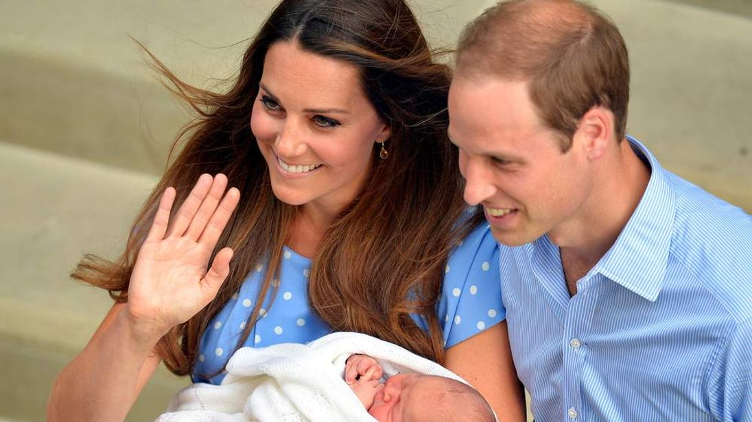 The birth of Prince George in July 2013 means for the first time in over a century, there are three living heirs to the throne - Charles, William and George