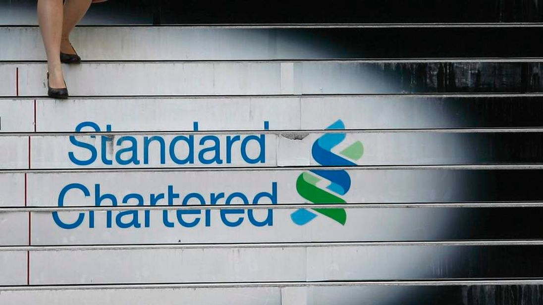 Logo of Standard Chartered