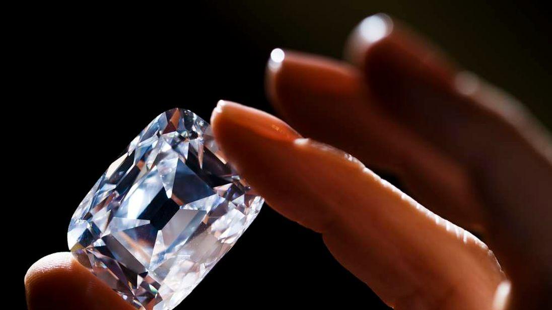 Archduke Joseph Diamond sold at auction in Geneva
