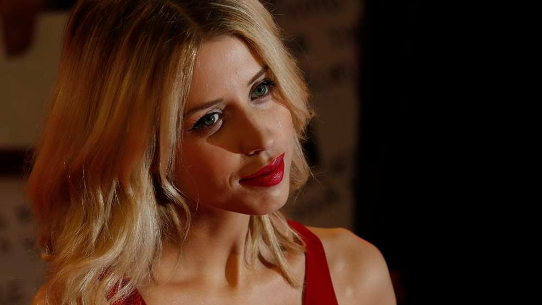 Peaches Geldof In 2012
