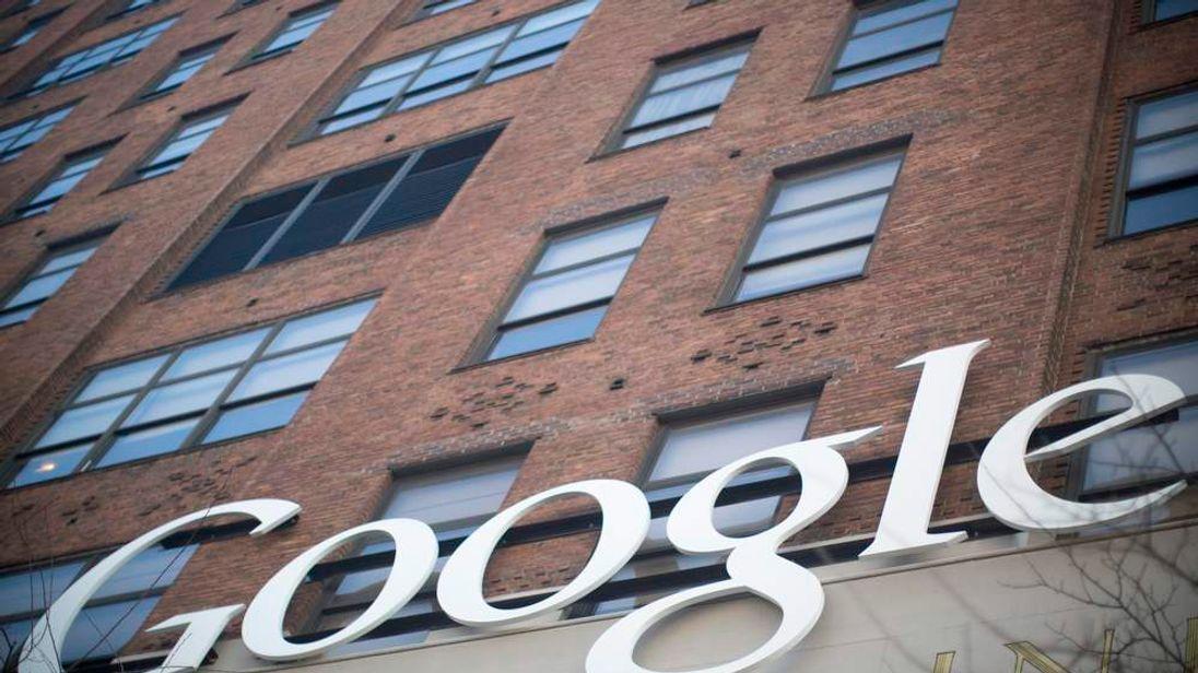 Google head office in New York