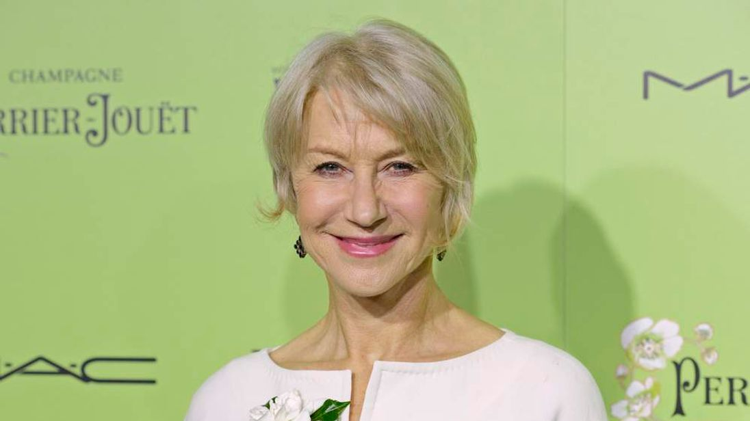 Helen Mirren attends the Women in Film Pre-Oscar Cocktail Party in West Hollywood, California
