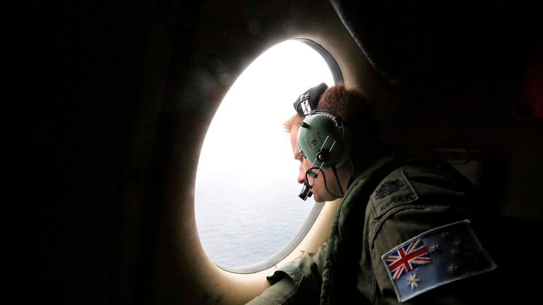 Search for MH370 in Indian Ocean