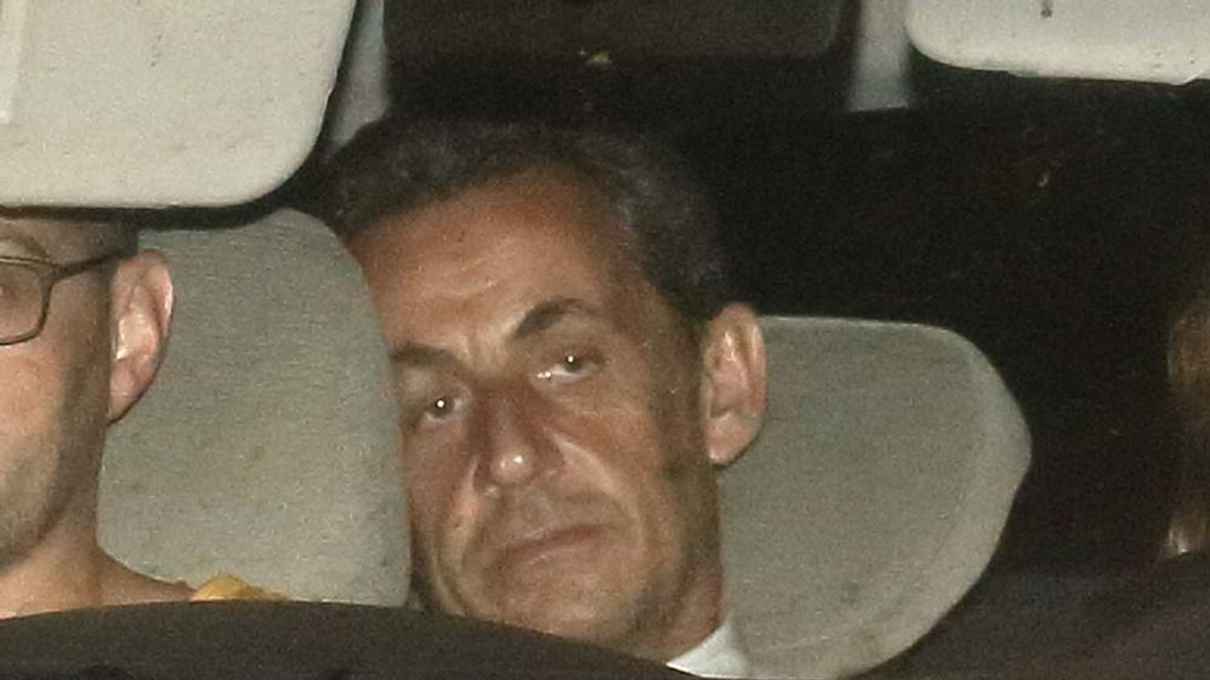 Nicolas Sarkozy Presented To Judge In Paris