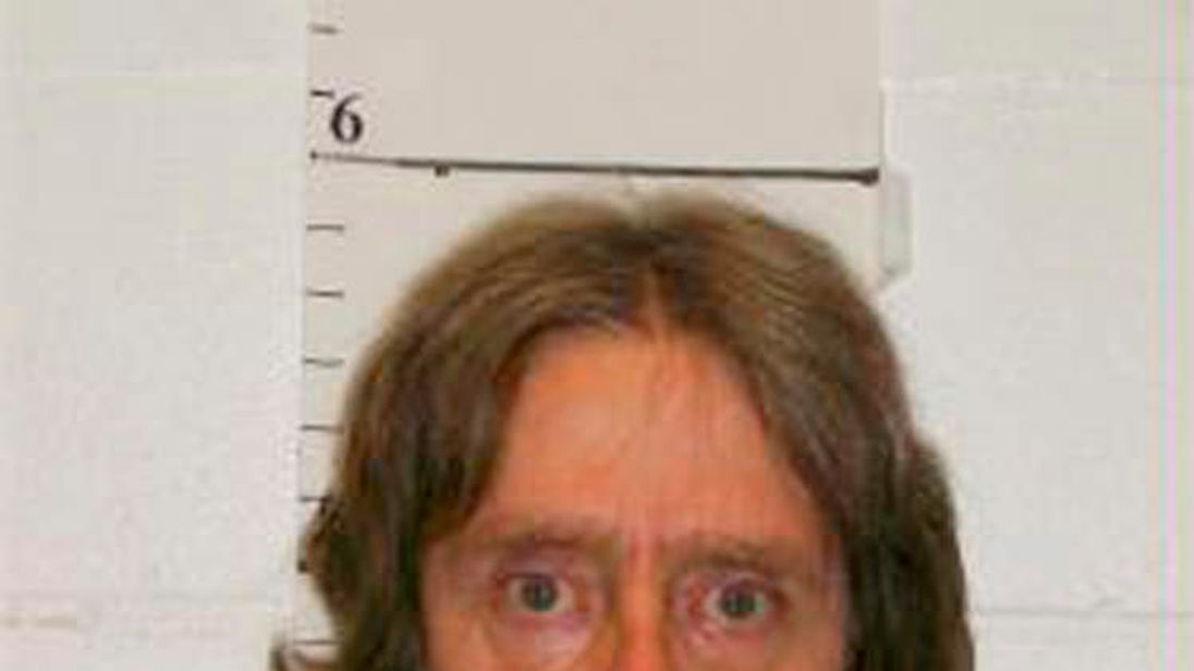 Missouri Department of Corrections handout shows death row inmate John Middleton.