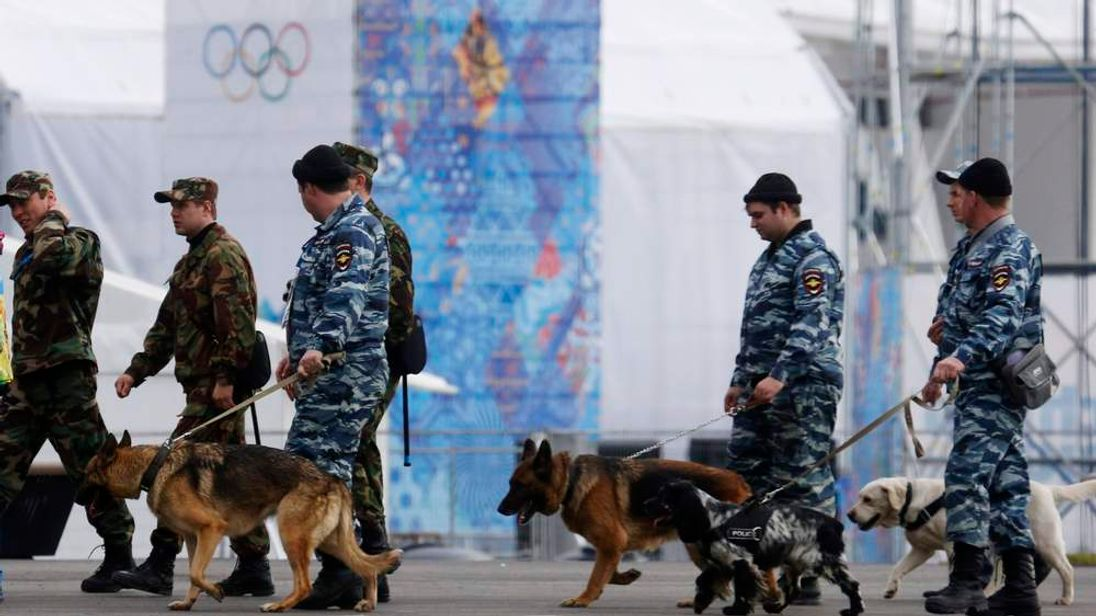 Russia Sochi Winter Olympics Security