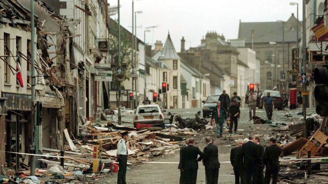 Omagh bomb August 16 1998