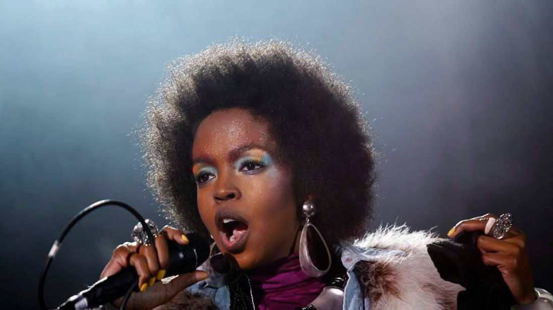 """Singer Lauryn Hill performs at """"Skullcandy Sessions"""" at Harry O's nightclub during the Sundance Film Festival in Park City, Utah"""