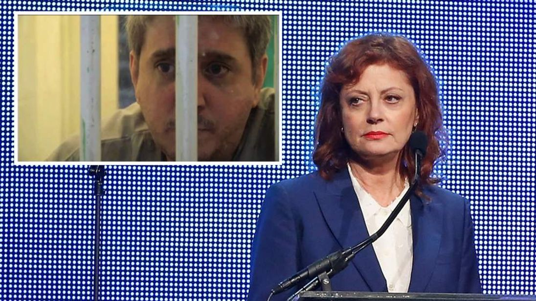 Susan Sarandon, Richard Glossip