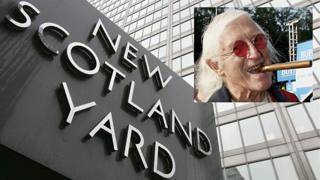 Jimmy Savile and Scotland Yard