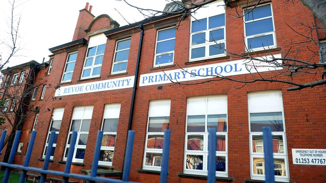Blackpool school staff suspended