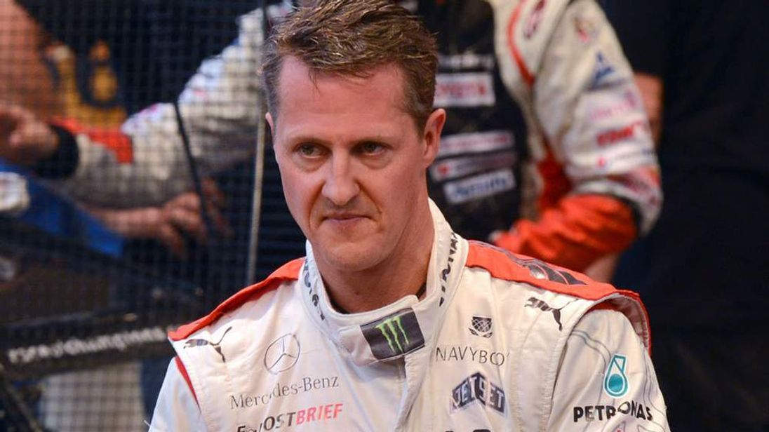 Schumacher out of hospital