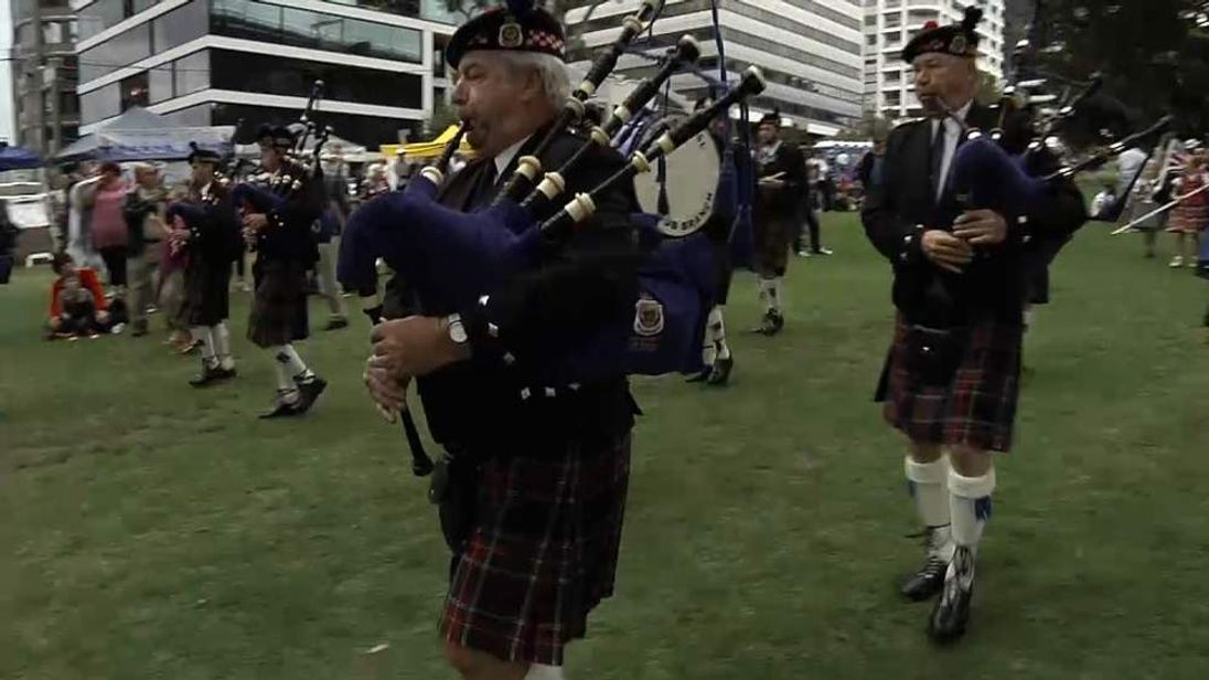 Scottish expats in Australia