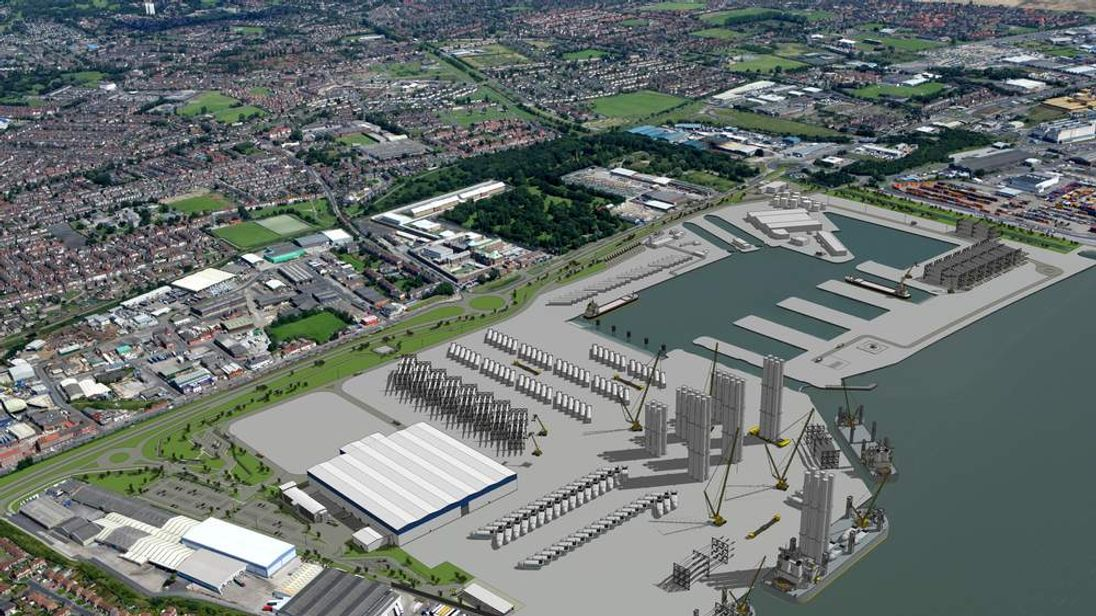 Siemens-offshore-wind-project-construction-assembly-and-service-facility-green-port...