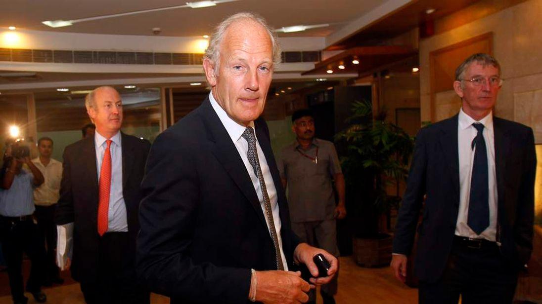 Cairn Energy Chairman Bill Gammell