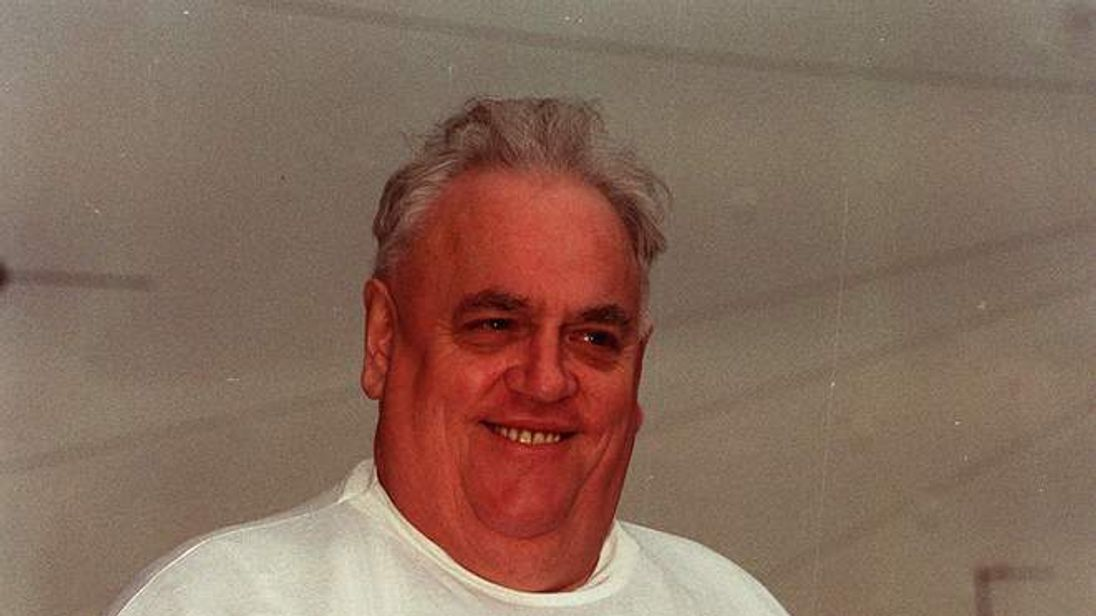 Sir Cyril Smith
