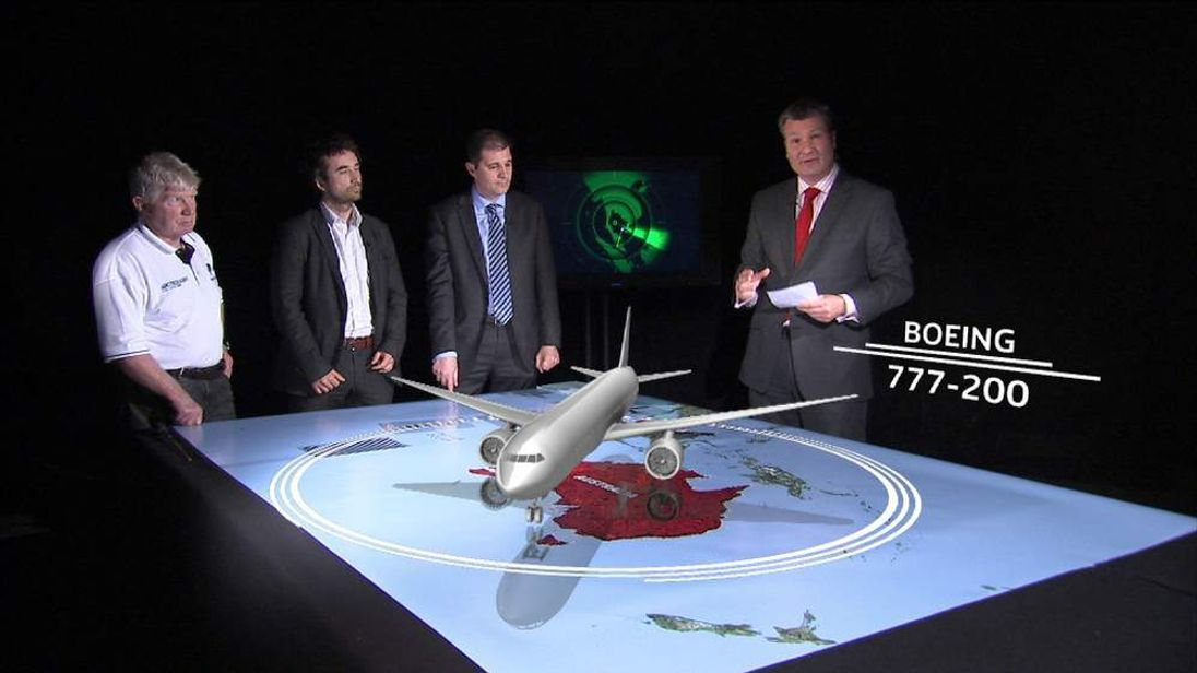 Sky's David Bowden takes a close look at the search for MH370