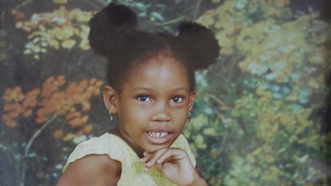 Photograph of British girl Imani Green, who died in a shooting in Jamaica.