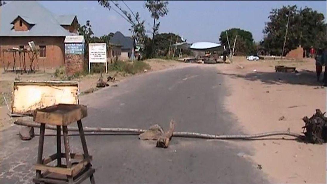 South Kivu massacre